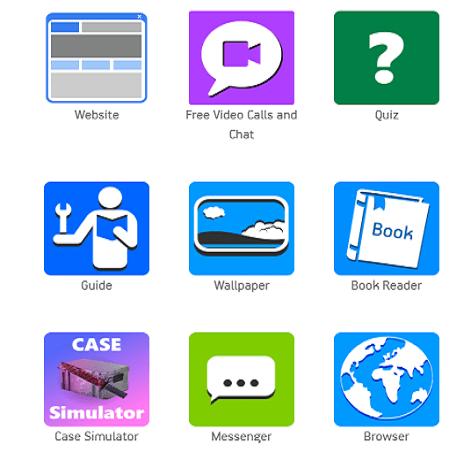 Apps Categories
