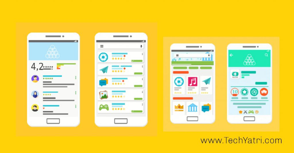 make android apps work from home idea in hindi