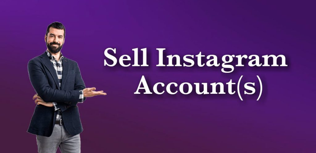 Sell Instagram Accounts