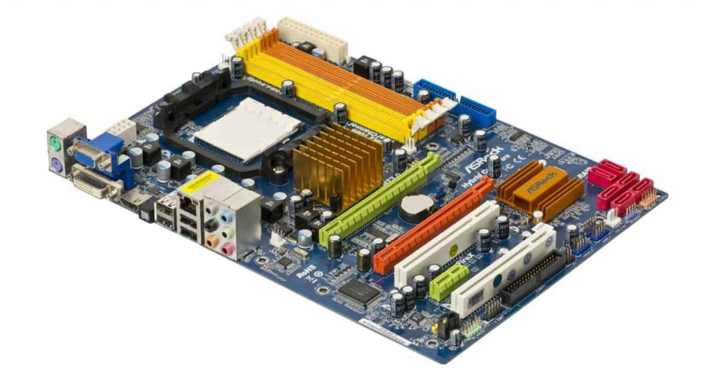 what is motherboard in hindi